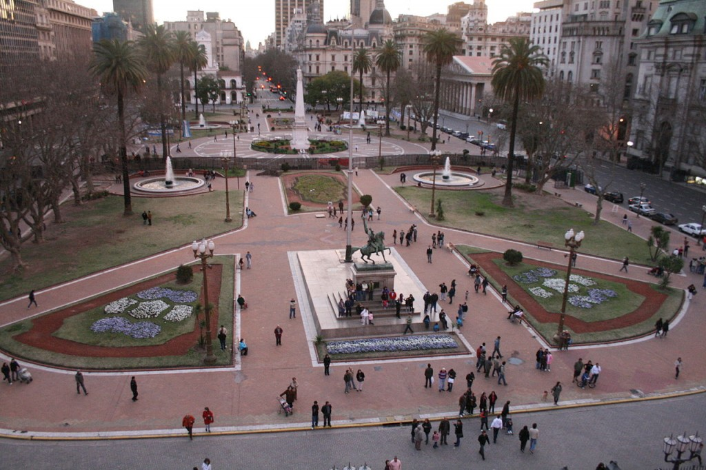 Best Attractions In Argentina: Buenos Aires (source: wiki)