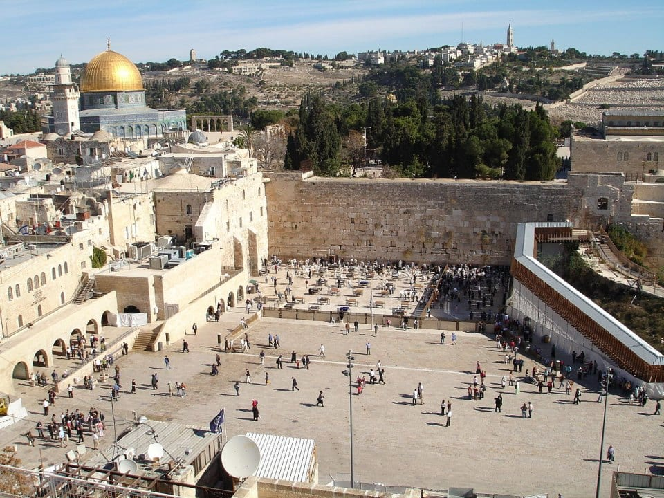 Best Attractions In Israel: Jerusalem