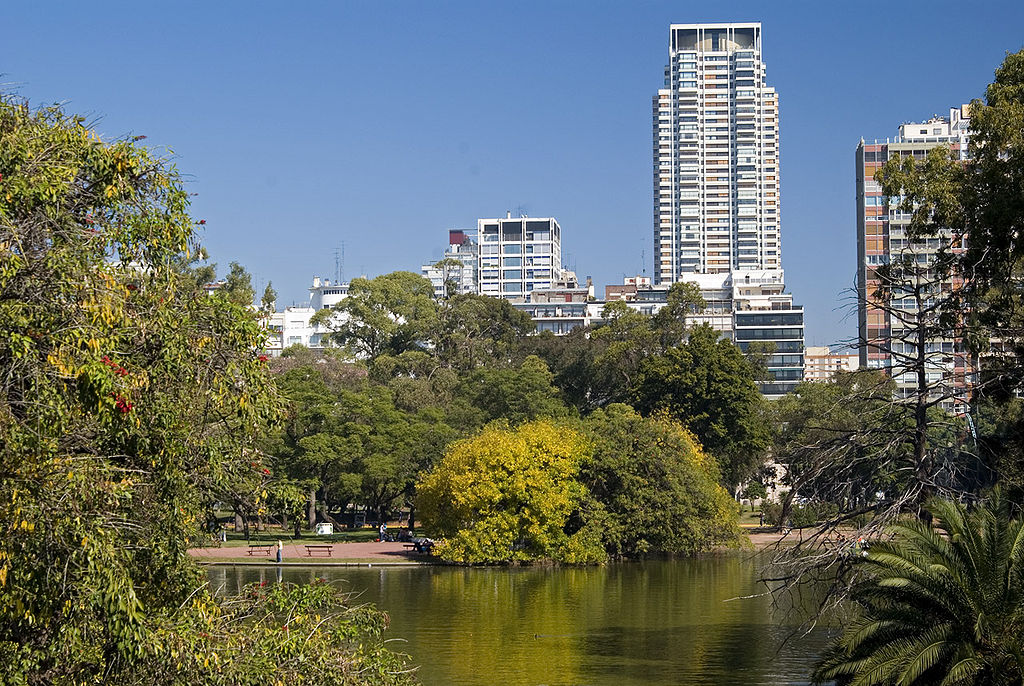 Best Attractions In Buenos Aires: Bosques de Palermo