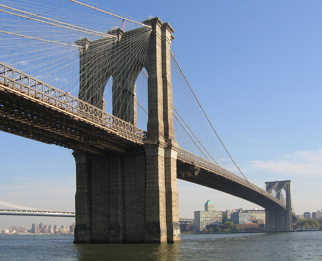 Best Attractions In New York: Brooklyn Bridge