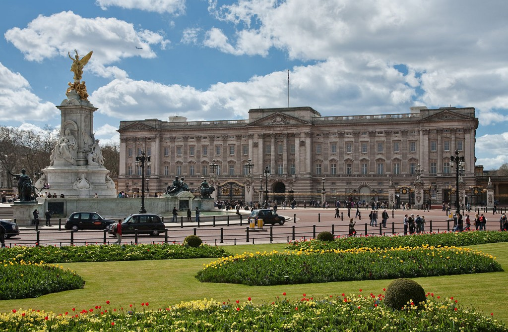 Best Attractions In London: Buckingham Palace
