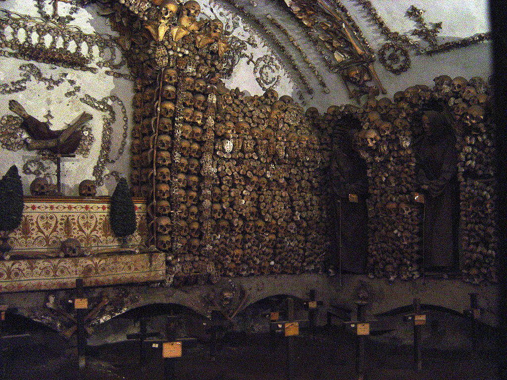 Best Attractions In Rome: Capuchin Crypt