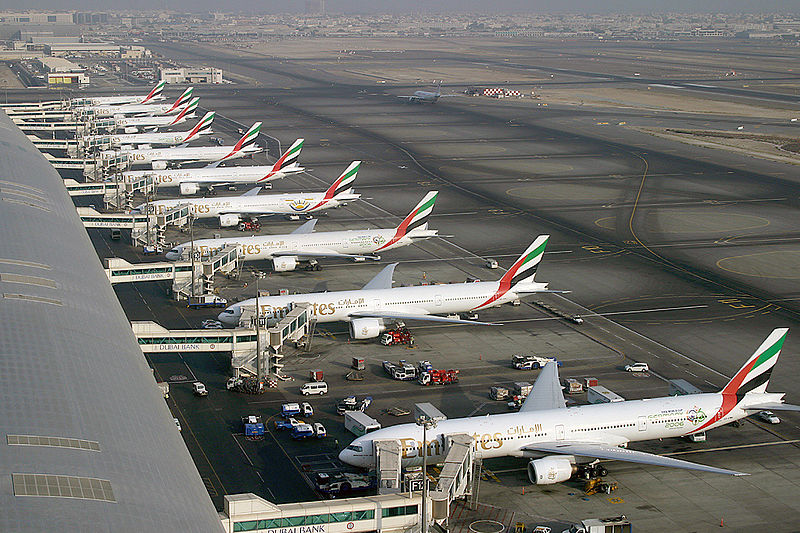 Busiest Airports In The World: Dubai International Airport