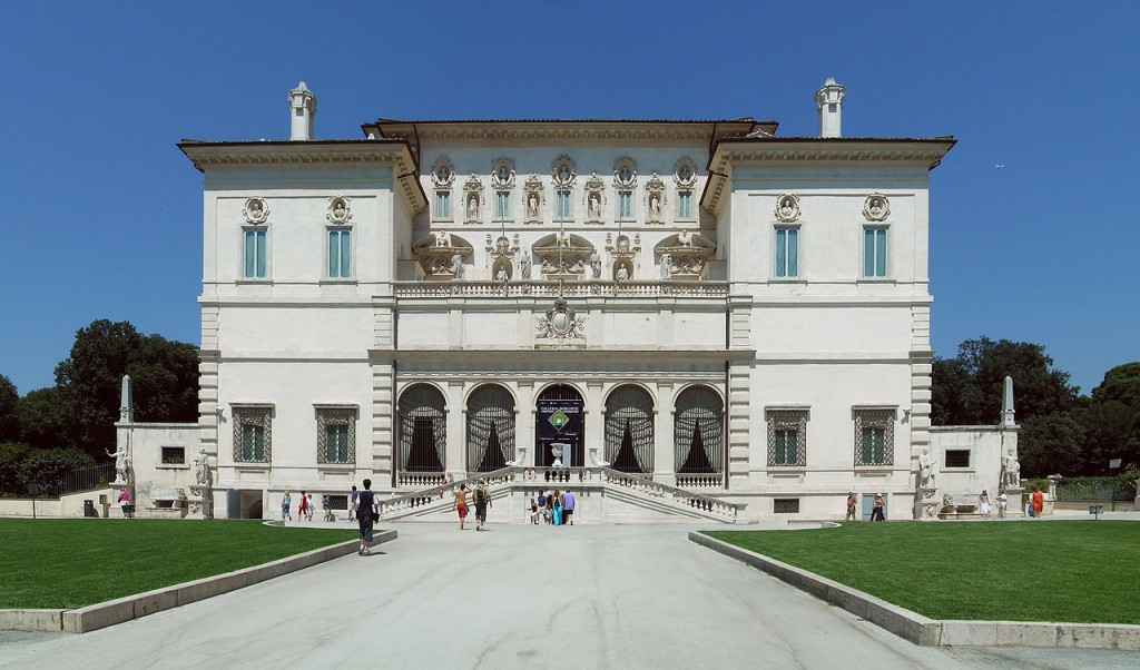 Best Attractions In Rome: Galleria Borghese
