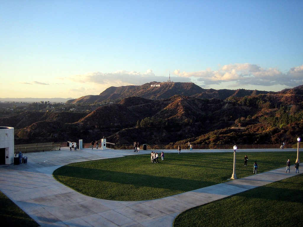 Most Famous Urban Parks: Griffith Park, Los Angeles