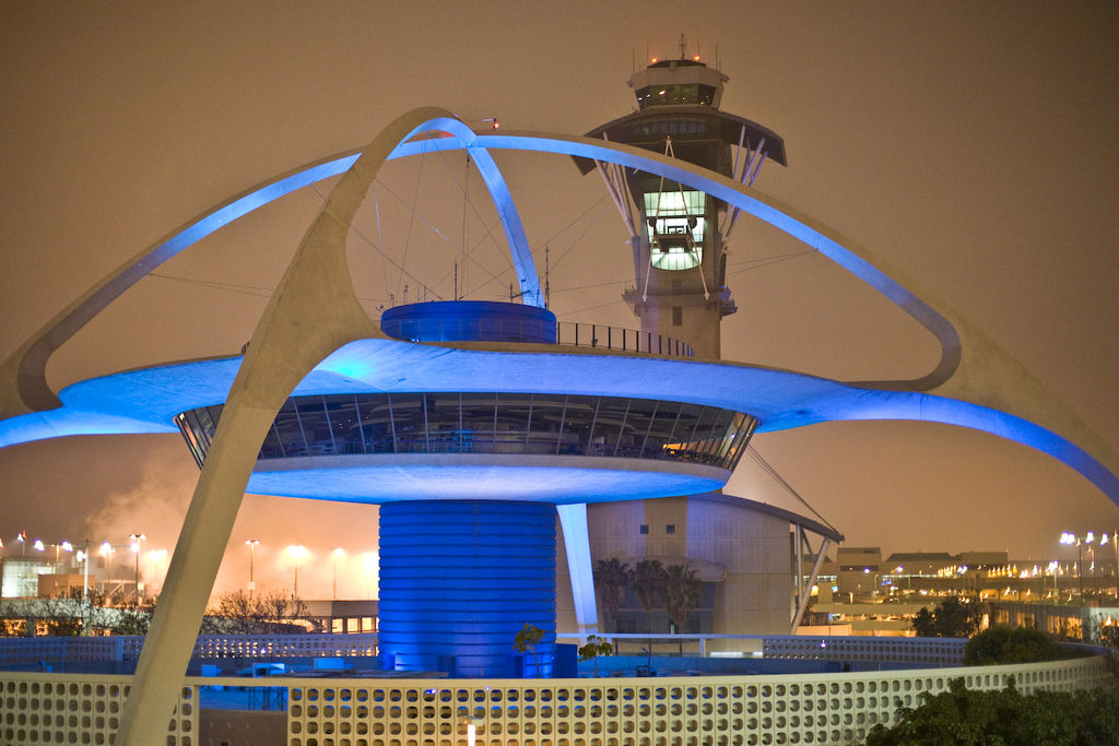 Busiest Airports In The World: LAX - Los Angeles International Airport