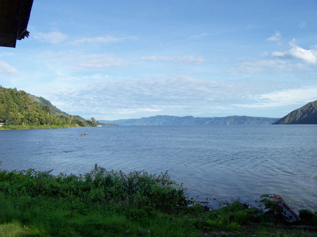 Lake Toba, Sumatra, Indonesia