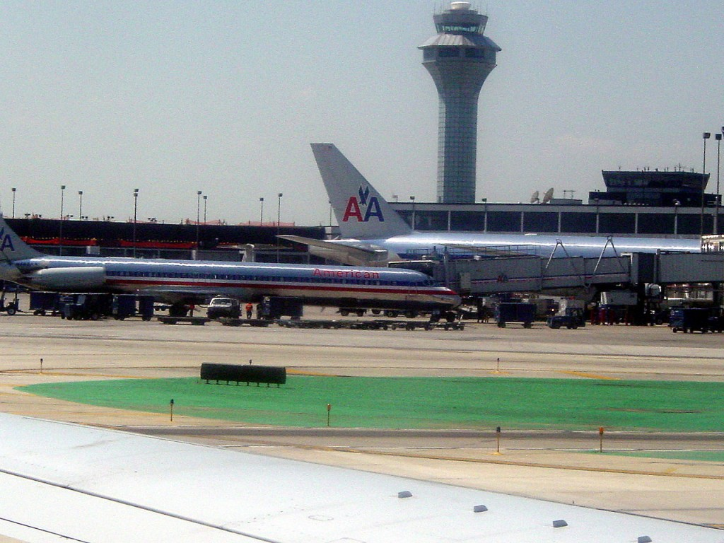 Busiest Airports In The World: O'Hare International Airport, Chicago