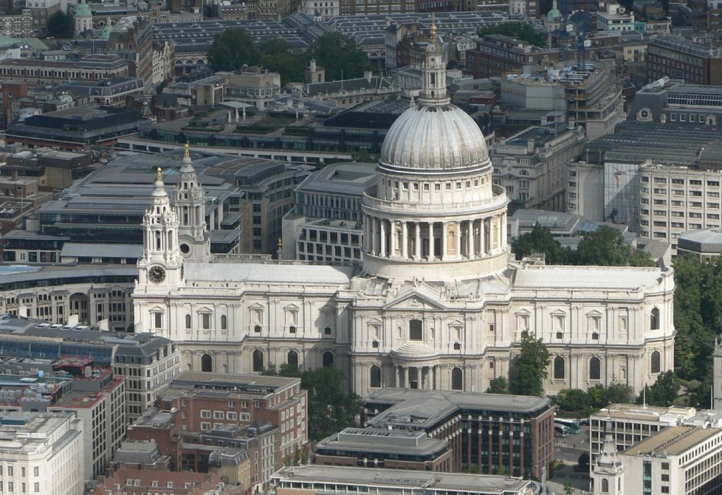 Best Attractions In London: St Paul's Cathedral