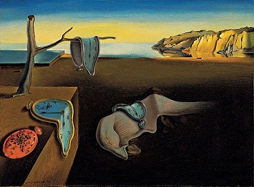 Most Famous Paintings The Persistence Of Memory By Salvador Dali