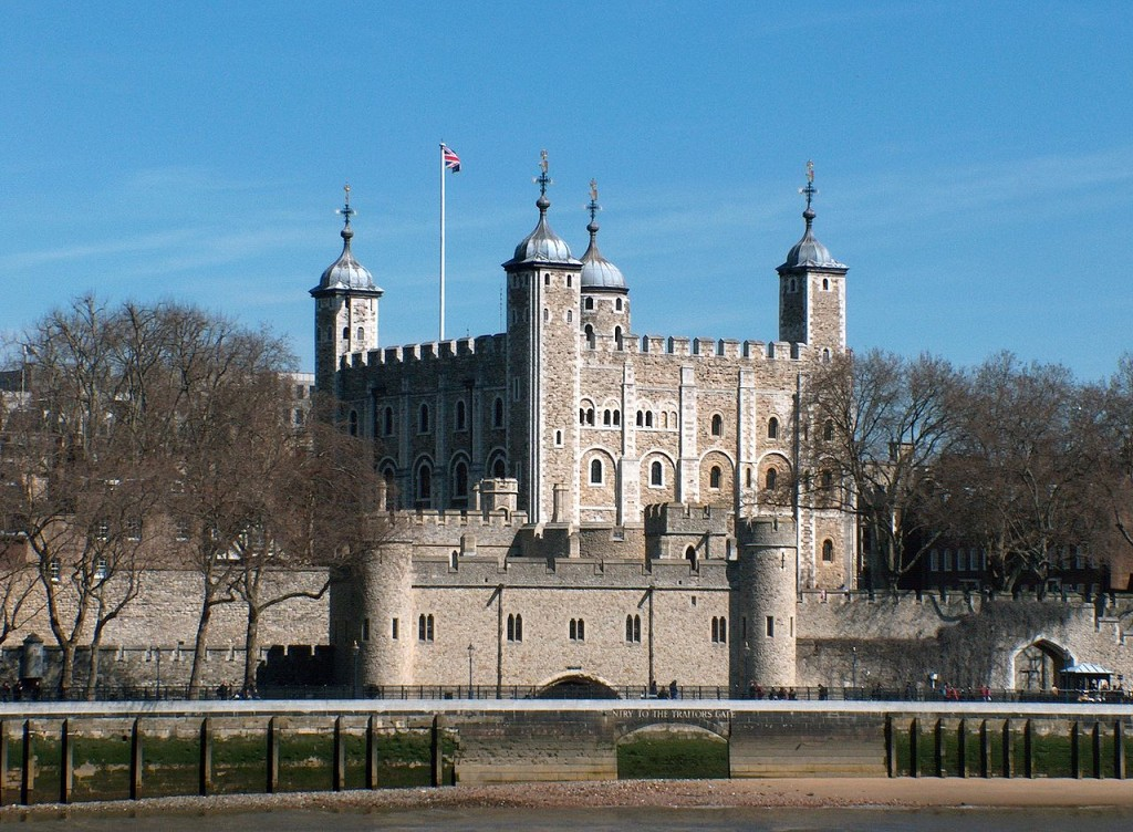 Best Attractions In London: Tower of London