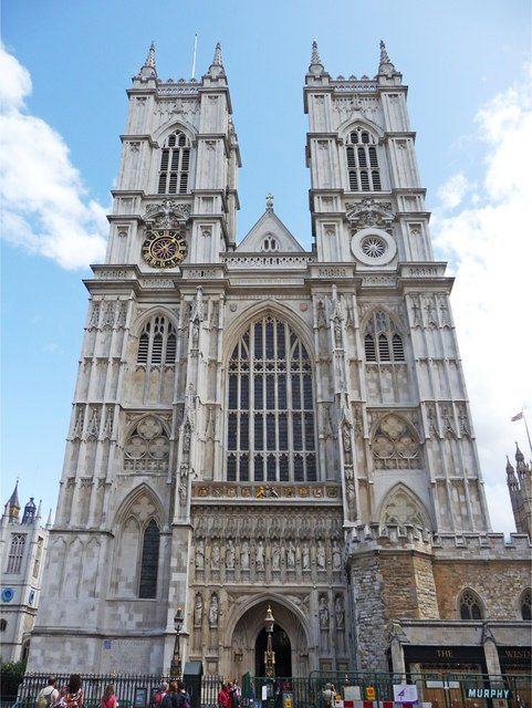 Best Attractions In London: Westminster Abbey