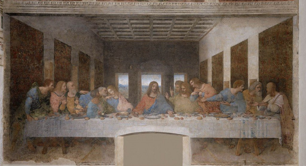 The Last Supper by Leonardo da Vinci, one of the best attractions in Milan