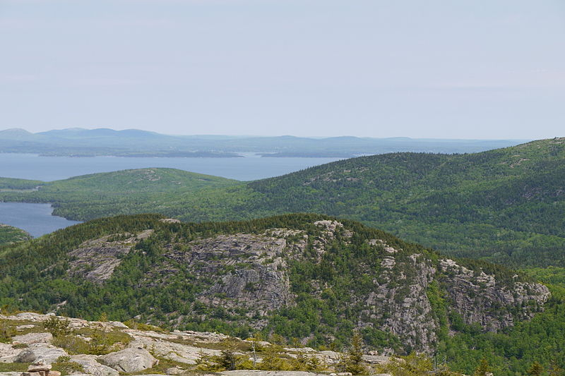 Most Visited National Parks In The US: Acadia