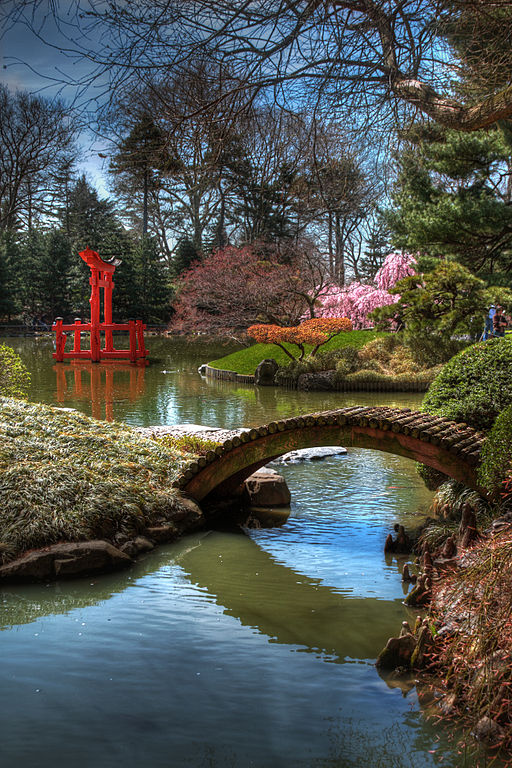 Best Botanical Gardens: Brooklyn Botanic Garden, New York