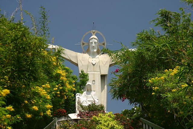 Most Famous Jesus Statues: Christ of Vung Tau, Vietnam
