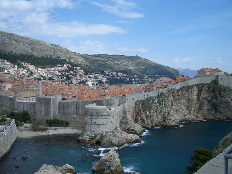 Most Beautiful Walled Cities: Dubrovnik, Croatia