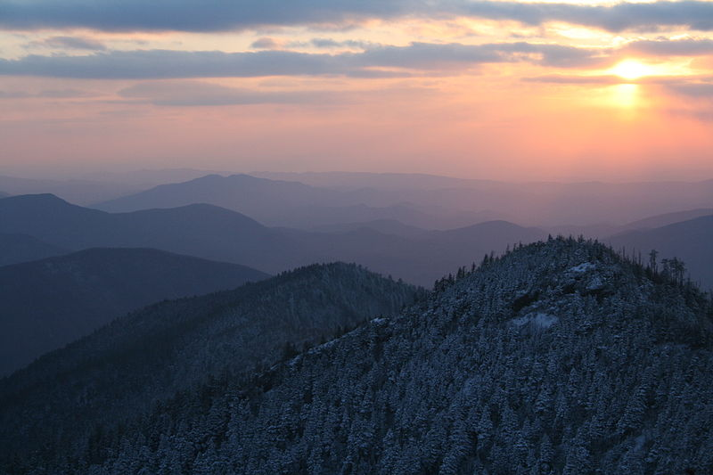 Most Visited National Parks In The US: Great Smoky Mountains