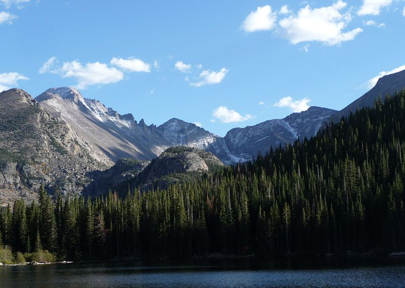 Most Visited National Parks In The US: Rocky Mountain