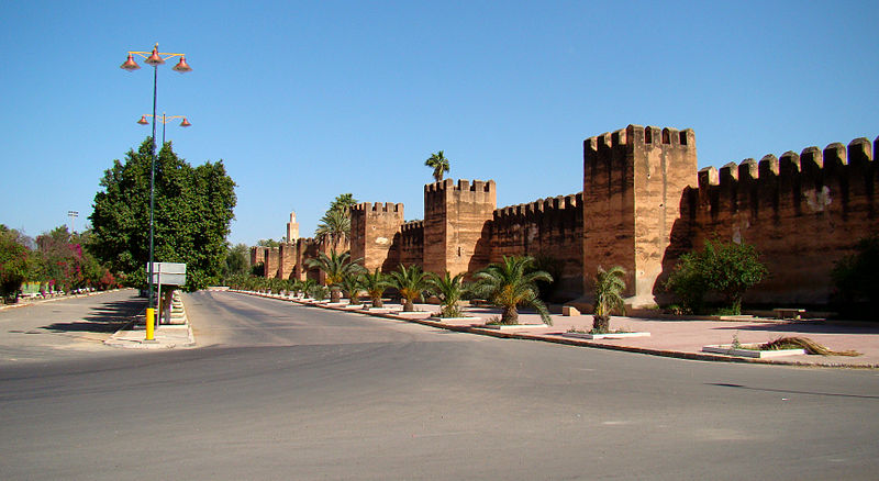 Most Beautiful Walled Cities: Taroudant, Morocco