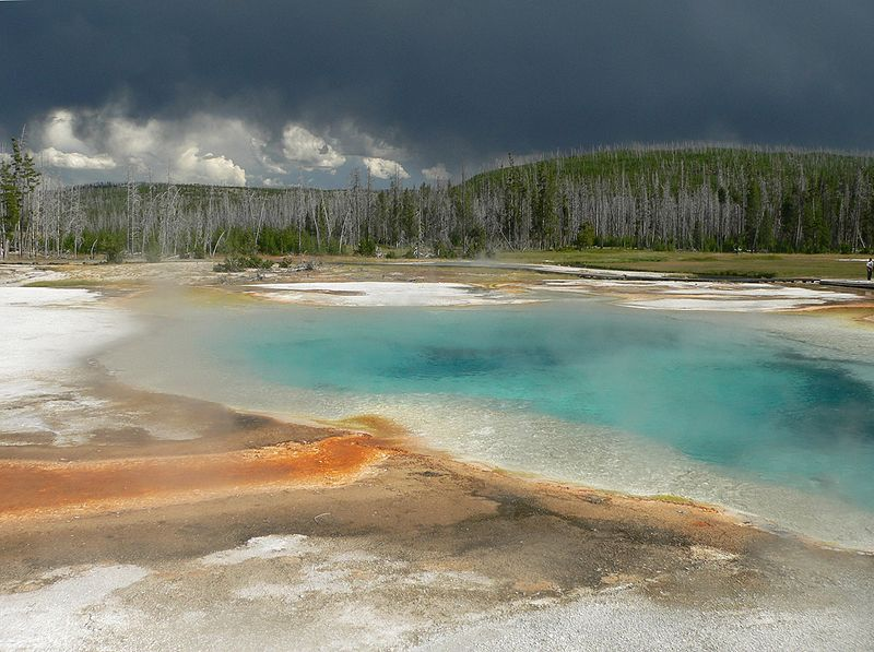 Most Visited National Parks In The US: Yellowstone