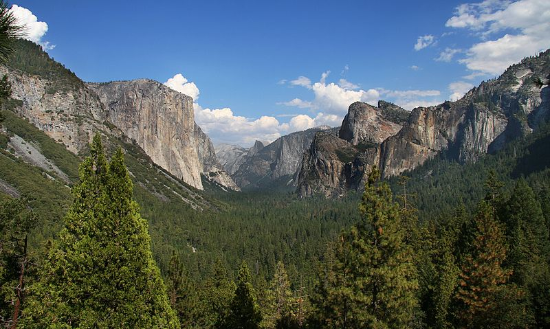 Most Visited National Parks In The US: Yosemite