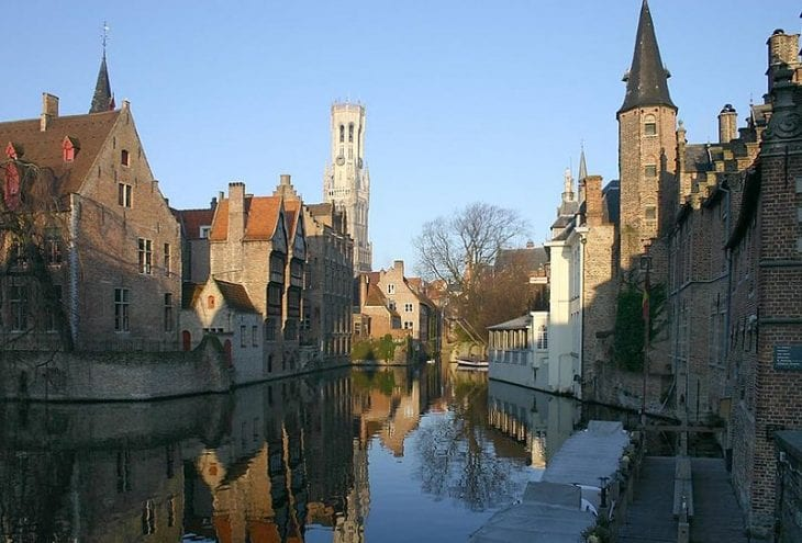 Best Preserved Medieval cities