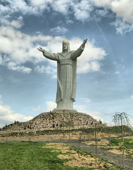 Most Famous Jesus Statues: Christ the King, Poland