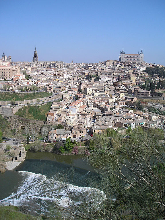 Most Beautiful Walled Cities: Toledo, Spain
