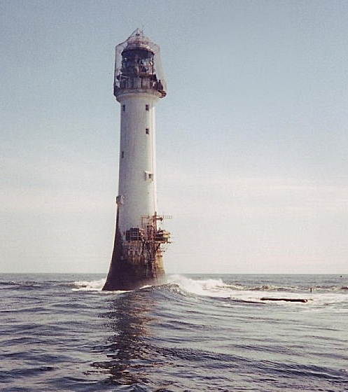 Bell Rock Lighthouse, Scotland