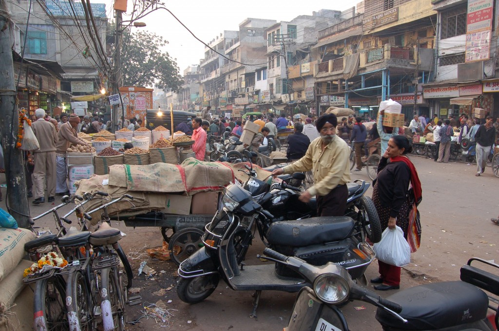 Most Famous Street Markets: Chandni Chowk, Delhi