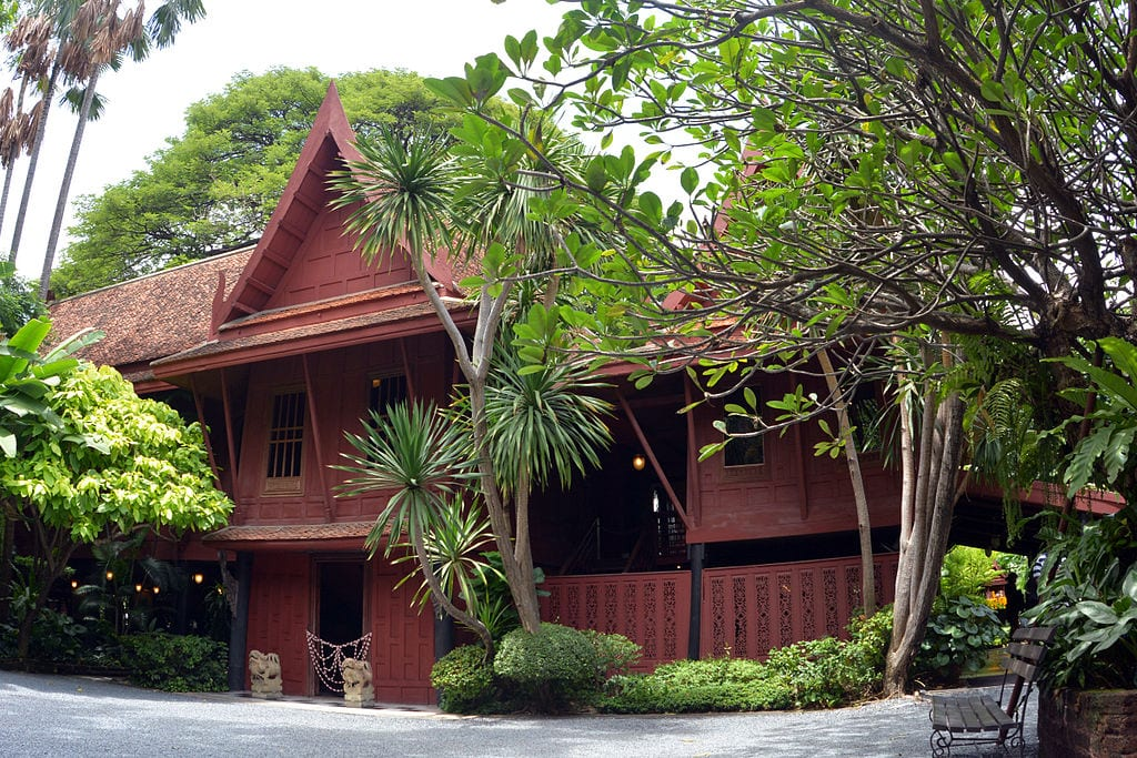 Best Attractions In Bangkok: Jim Thompson House