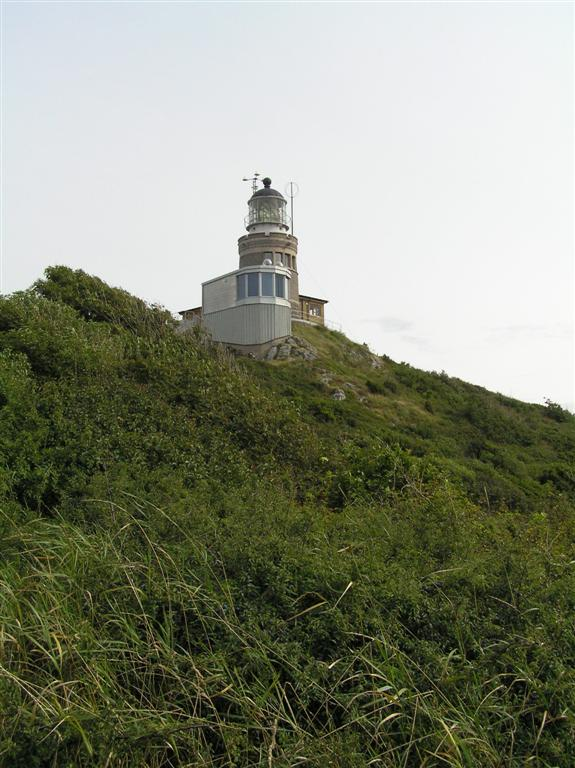 Most Famous Lighthouses In The World: Kullen Lighthouse, Sweden