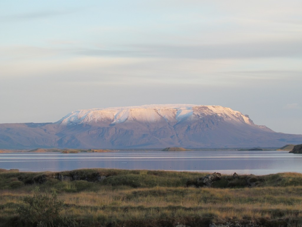 Best Attractions In Iceland: Lake Myvatn