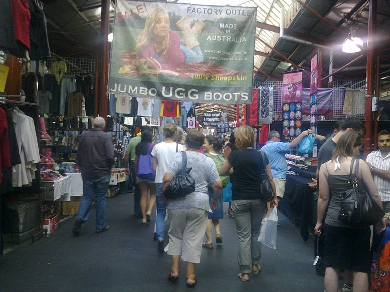 Most Famous Street Markets: Queen Victoria Market, Melbourne