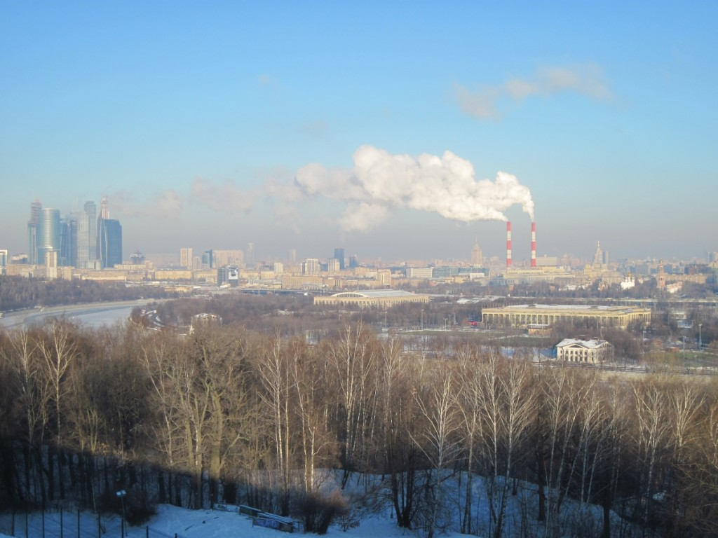 Best Attractions In Moscow: Sparrow Hills