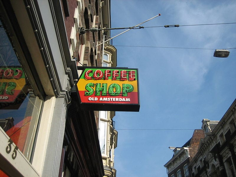 Best Attractions In Amsterdam: Coffee Shops