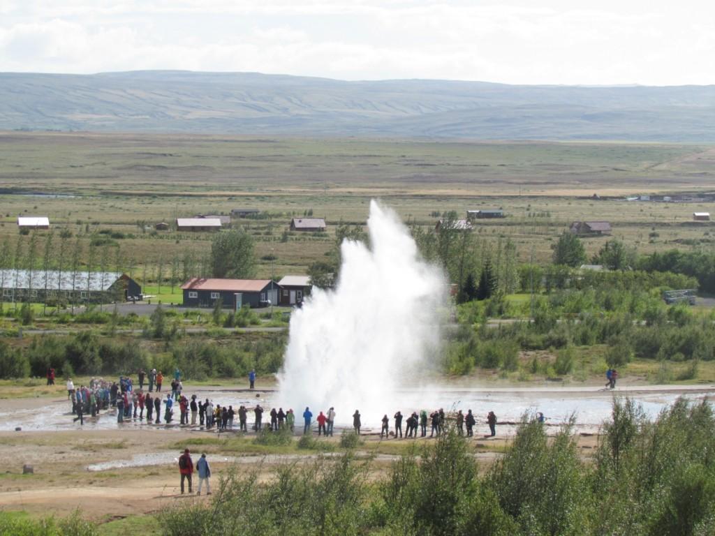 Best Attractions In Iceland: Geysir