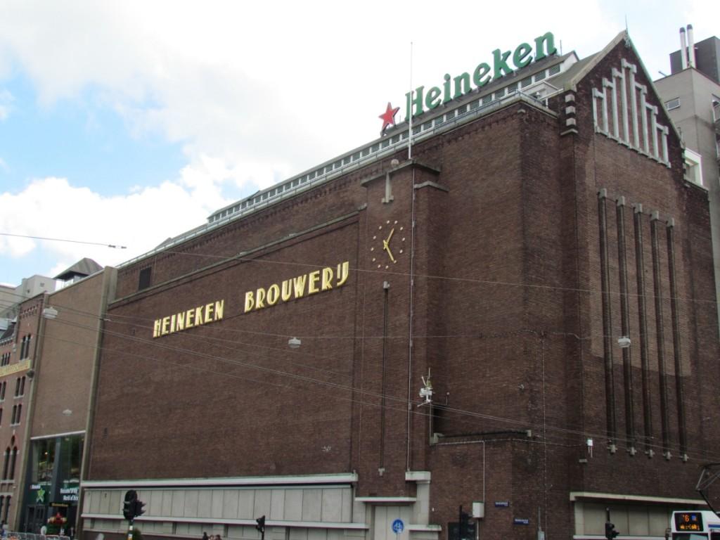 Best Brewery Tours In The World: Heineken Brewery, Amsterdam
