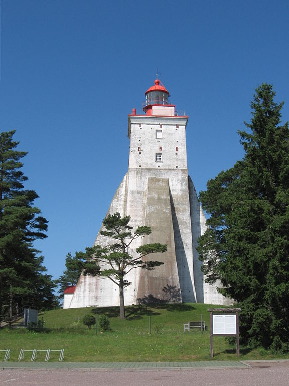 Most Famous Lighthouses In The World: Kõpu Lighthouse, Estonia