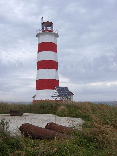 Most Famous Lighthouses In The World: Sambro Island Lighthouse