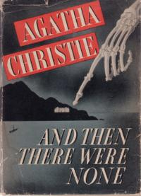 Best Selling Books Of All Time: And Then There Were None