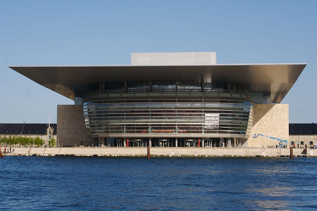 Best Opera Houses In The World: Copenhagen Opera House, Copenhagen