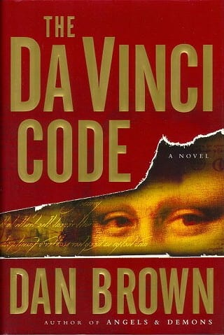 Best Selling Books Of All Time: The Da Vinci Code