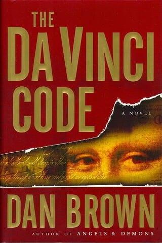 Best Selling Books Of All Time: The Da Vinci Code
