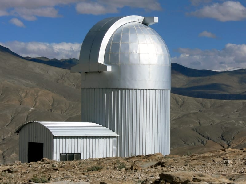 Best Observatories In The World: Indian Astronomical Observatory