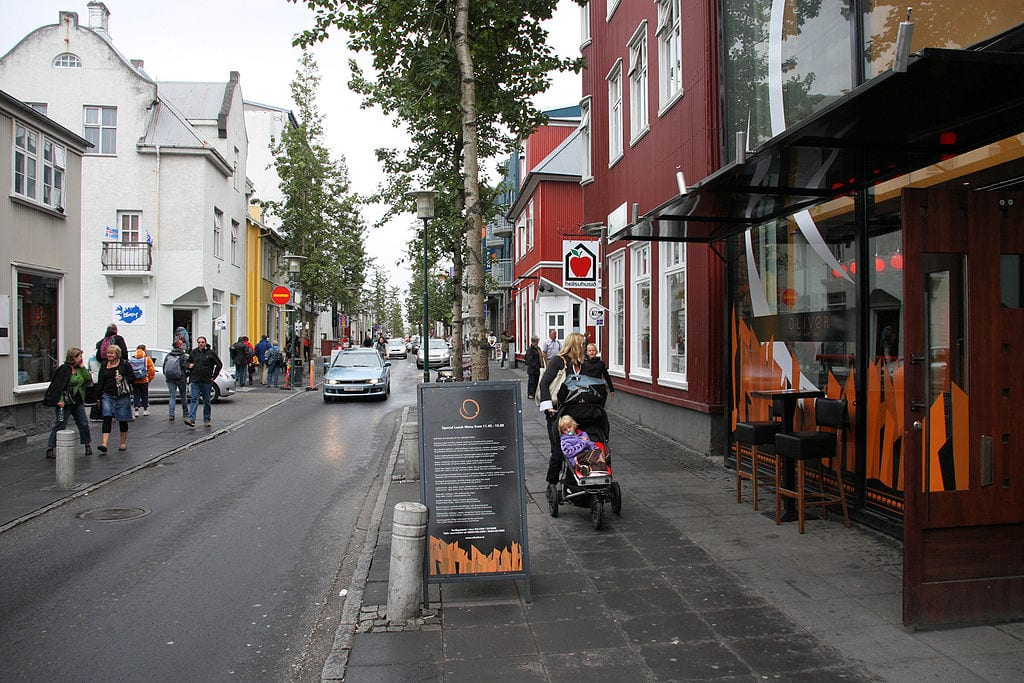 Best Shopping Streets In The World: Laugavegur, Reykjavik