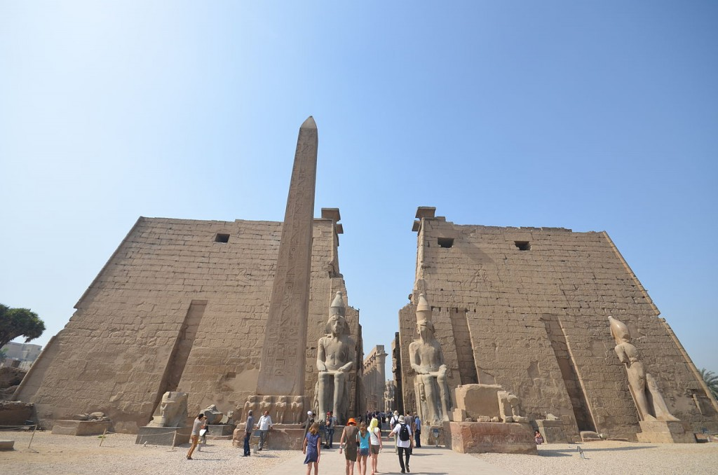 Awesome Obelisks From Around The World: Luxor Obelisk, Luxor, Egypt