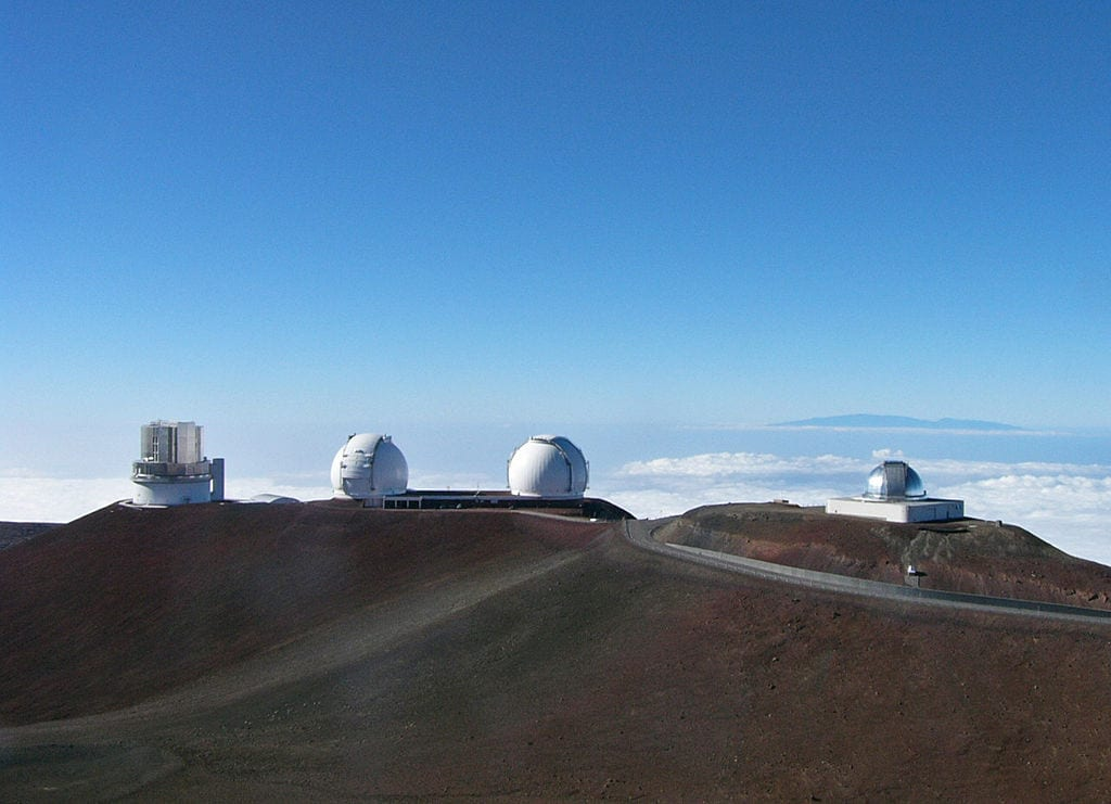 Best Observatories In The World: Mauna Kea Observatory