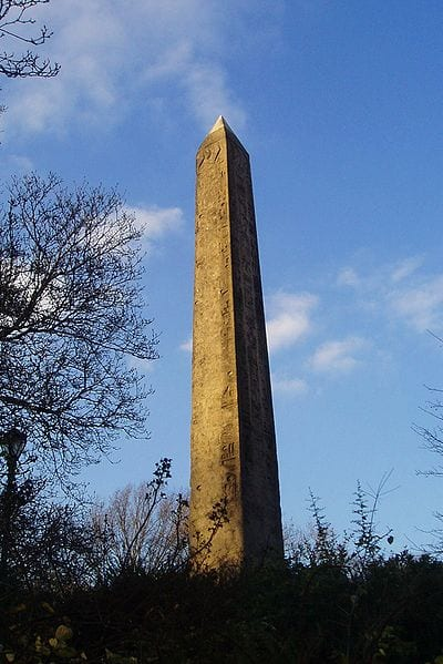 Obelisks From Around The World: Cleopatra's Needle, New York, United States